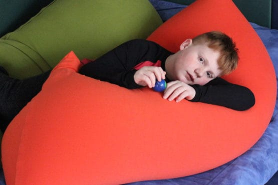 Providing Sensory Support or Children with Special Needs
