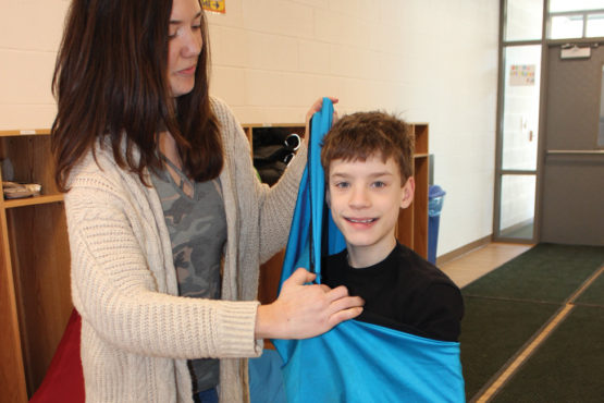 Tool that support sensory sensitivities help in the classroom
